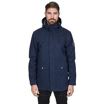 Traspaso Mens Rowland DLX impermeable chaqueta ligera