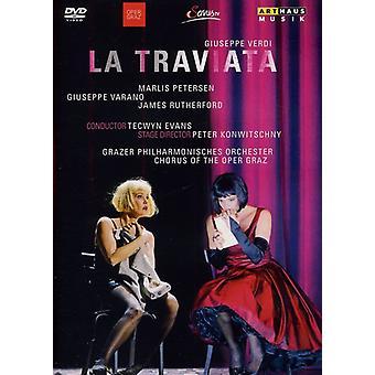 G. Verdi - La Traviata [DVD] USA import