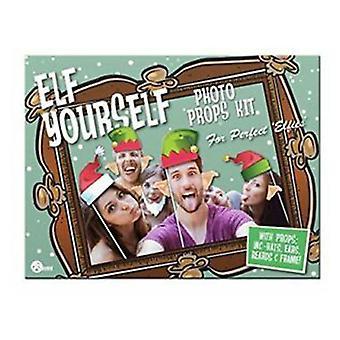 thumbsUp Elf Yourself Photo Kit