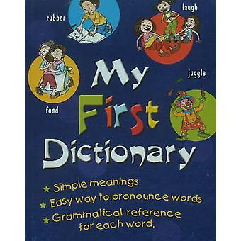 My First Dictionary by Sterling Publishers - 9788120758414 Book