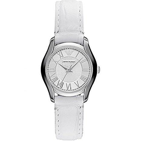 Emporio Armani Ar1752 Classic Analog White Dial Ladies Watch