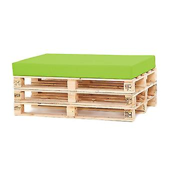 Gardenista® Lime Water Resistant Seat Pad for Pallet Furniture Seating