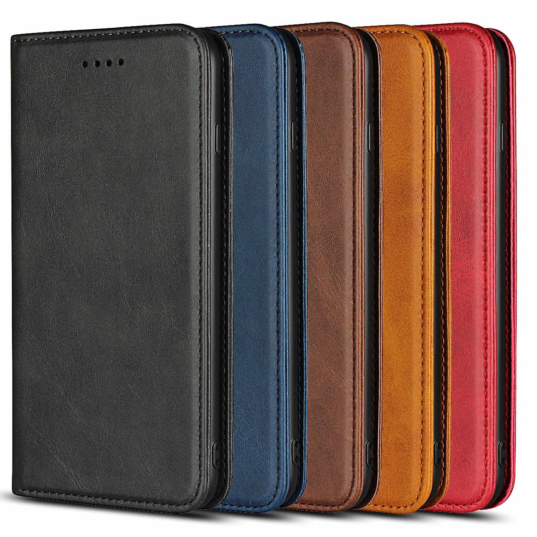 Magnetiskt plånboksfodral Samsung Galaxy S9 Plus