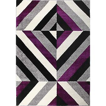 Design matta av högsta kvalite Light gray/ Dark purple