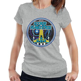 Atari Star Raiders Retro Women's T-Shirt