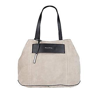 Marc OPolo 90718360201301 Women's Beige shoulder bag (Beige (dark stone 149)) 17x29x42 cm (B x H x T)