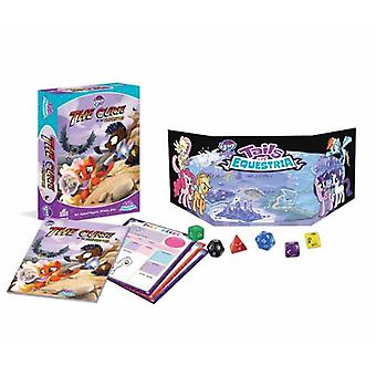 My Little Pony The Curse of the Statuettes Tails of Equestria Expan Board game