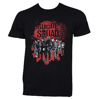 Suicide Squad Group Tee Shirt