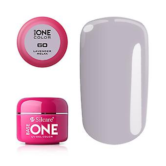 Base one-Color-Lavender relax 5g UV gel