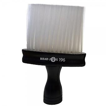 Head Jog 196 Neck Brush - Black