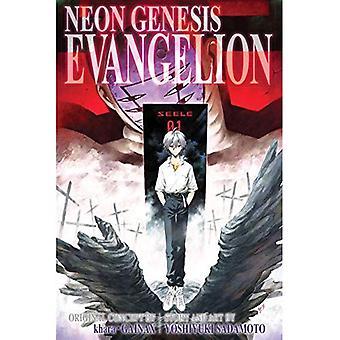 Neon Genesis Evangelion 3-i-1 utgaven, Vol. 4