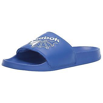 Reebok Womens Classic Slide Open Toe Slip On Slippers