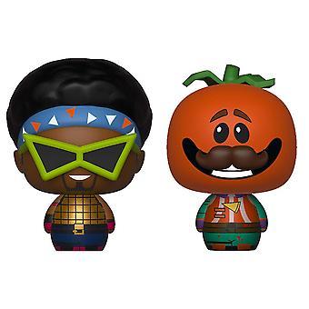 Fortnite Funk Ops & Tomatohead Pint Size Hero 2 Pk