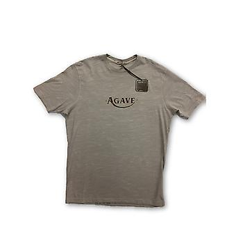 Agave Lux 'Selvage' t-shirt in beige
