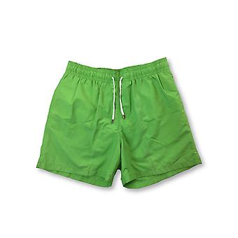 Faconnable swimming shorts in green