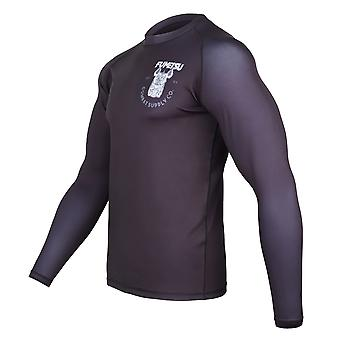 Fumetsu Rampage Supply Co Rash Guard Noir