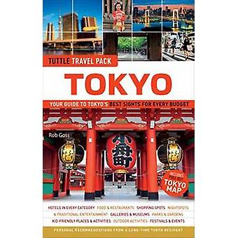 Tokyo Tuttle Travel Pack - Your Guide to Tokyo's Best Sights for Every