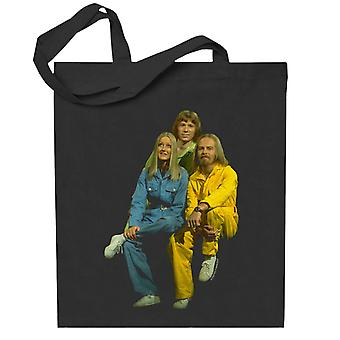 TV Times Rainbow Music Trio Totebag