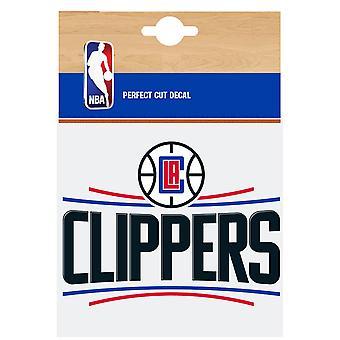 Fanatici 10x10cm autocolante-NBA Los Angeles Clippers