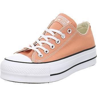 Converse Chuck Taylor All Star Lift Seasonal Colour 563495C sapatos mulheres