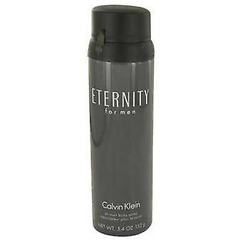 Eternity By Calvin Klein Body Spray 5.4 Oz (men) V728-532853