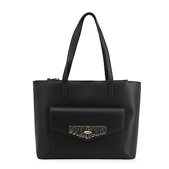 Love moschino women's shoulder bag - jc4053pp18lf, black