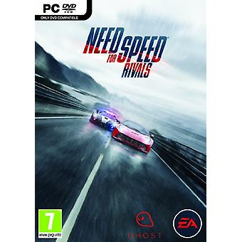 Behov for Speed Rivals - Limited Edition (PC DVD) - Ny