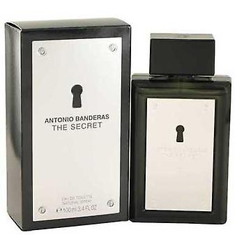 The Secret By Antonio Banderas Eau De Toilette Spray 3.4 Oz (men) V728-465249