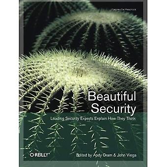 Kaunis turvallisuus: Johtava tietoturva-asiantuntijat selittää miten he ajattelevat