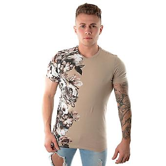 Religie 19bwlg05013 Ashes Of Roses Print T-shirt