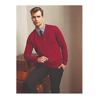Premier knitted v neck sweater pr694