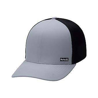 Hurley League Cap in Oil Grey