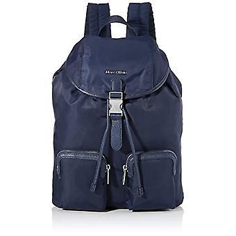 Marc O'Polo 908183030301553 Blue Women's Handbag/Backpack (Blue (true navy 884)) 11x42x35 cm (B x H x T)