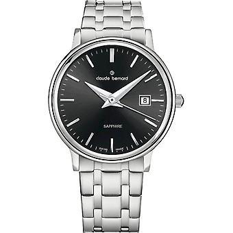 Claude Bernard - Wristwatch - Women - Classic Ladies - 54005 3M NIN