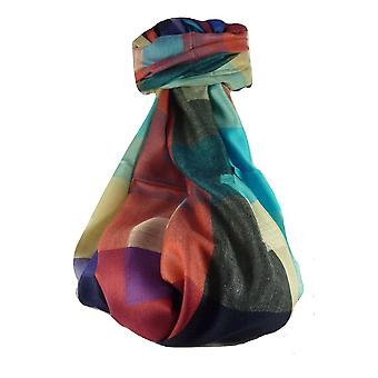 Mens Premium Silk Contemporary Scarf 3099 by Pashmina & Silk