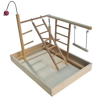 Trixie Wooden Playground for birds (Birds , Toys)