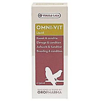 Versele Laga Omni-Vit Liquid (Vogels , Supplementen)