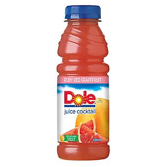 Dole Pamplemousse Ruby Red-( 450 Ml X 12 Cans )