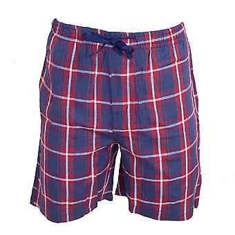 Foxbury Mens Verificado Shorts pyjama (pacote de 2)