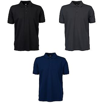 Tee Jays mens luxe sport Polo shirt