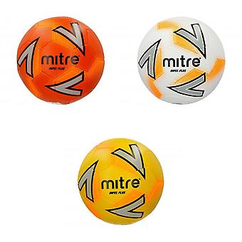Mitre Impel Plus PU Leather Training Football