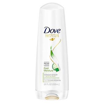 Dove nutritive solutions cool moisture conditioner, 12 oz