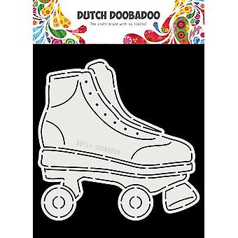 Dutch Doobadoo Card Art Rollerskates A5 470.713.756