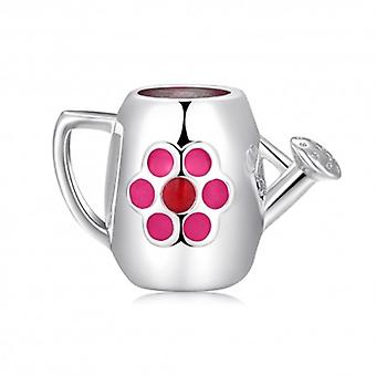 Sterling Silver Charm Watering Can - 6468