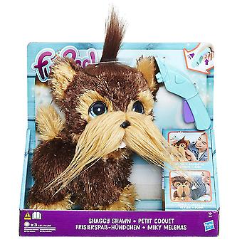 Fur Real amigos Shaggy Shawn Doll