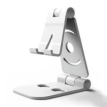 Bakeey™ wq-02 universele verstelbare opvouwbare abs desktop stand telefoon tablet houder