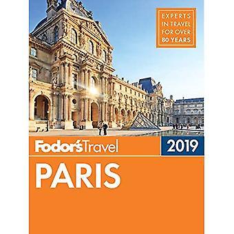 Fodor's Paris 2019 (Full-color Travel Guide)