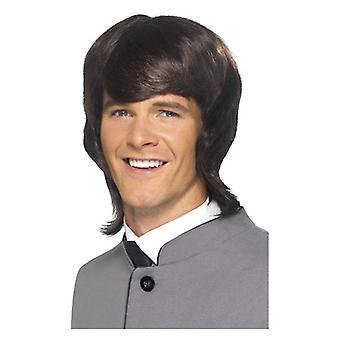 Hombres 60 hombre Mod peluca disfraces accesorios