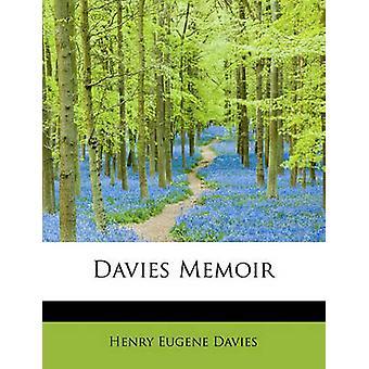 Davies Memoir par Davies et Henry Eugene