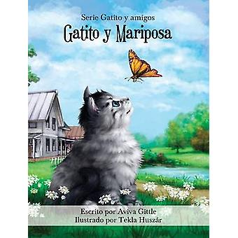Gatito y Mariposa by Gittle & Aviva